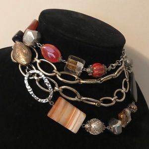 Kenneth Jay Lane Premier Designs Necklace Combo